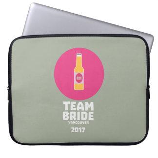 Team bride Vancouver 2017 Henparty Zkj6h Computer Sleeves