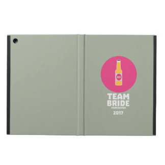 Team bride Vancouver 2017 Henparty Zkj6h Cover For iPad Air
