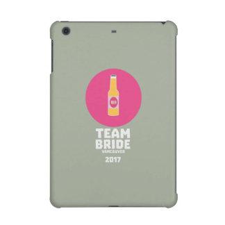 Team bride Vancouver 2017 Henparty Zkj6h iPad Mini Cases