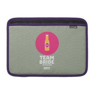 Team bride Vancouver 2017 Henparty Zkj6h Sleeve For MacBook Air