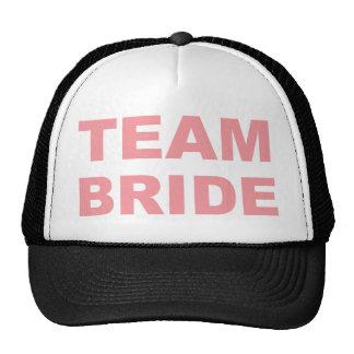 Team Bride Wedding Hen Party Trucker Hat