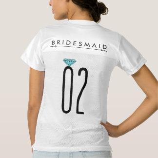 Team Bride! Women's Football Jersey