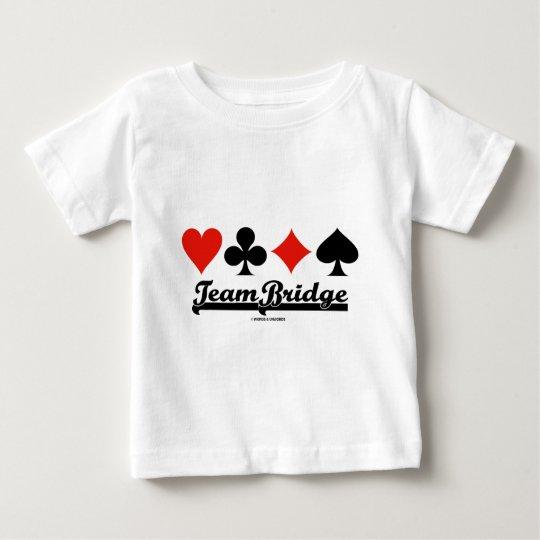 Team Bridge Baby T-Shirt