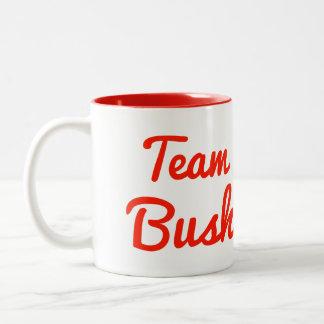 Team Bush Coffee Mug