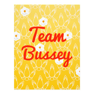 Team Bussey Flyers