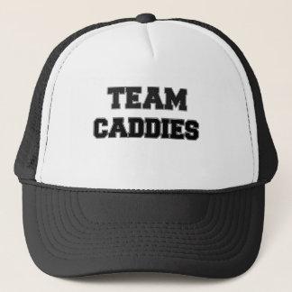 Team Caddies Trucker Hat