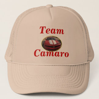 Team Camaro Hat