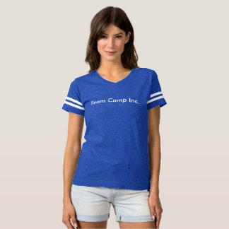 Team Camp Inc. T-shirt