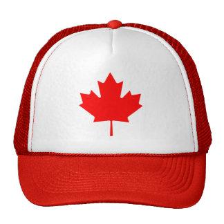 Team Canada Baseball Cap Trucker Hat