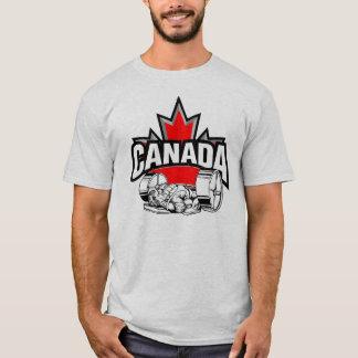 Team Canada Bench Press 2 T-Shirt