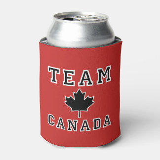 Team Canada Can Cooler