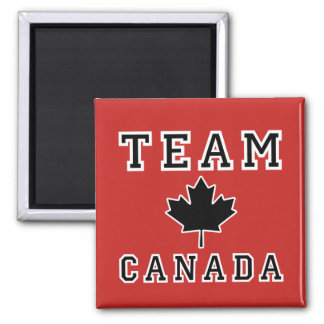 Team Canada Magnet