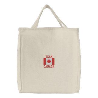 TEAM CANADA Sports Bags