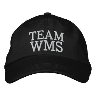 TEAM Cap by SRF Embroidered Hats