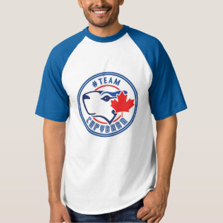Team Capybara Tee Shirts