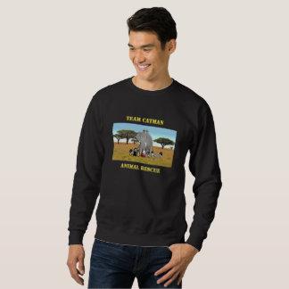 Team Catman Animal Rescue Sweatshirt