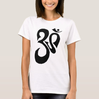 team cause - g's fitted spaghetti cami w/blk ohm T-Shirt