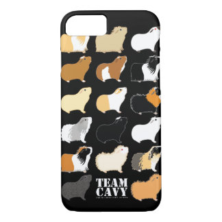TEAM CAVY iPhone 8/7 CASE