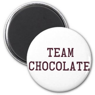 Team Chocolate Magnet