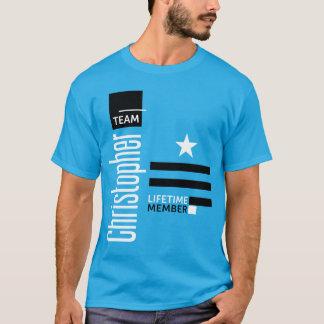 Team Christopher T-Shirt