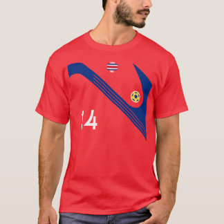 Team Costa Rica soccer T-Shirt