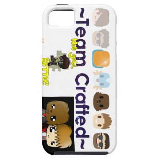 Team Crafted case iPhone 5 Cases