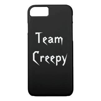 Team Creepy Phone © iPhone 8/7 Case