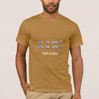 team cricket t shirt