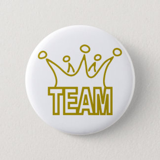 Team-Crown.png 2 Inch Round Button