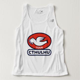 Team Cthulhu classic logo Tank Top