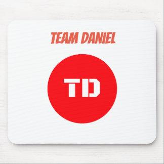 Team Daniel Mouse Pad