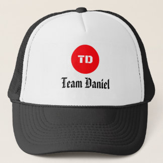 Team Daniel  Trucker Hat