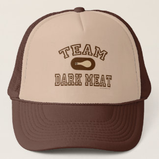 Team Dark Meat at Thanksgiving Trucker Hat