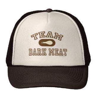 Team Dark Meat at Thanksgiving Trucker Hat