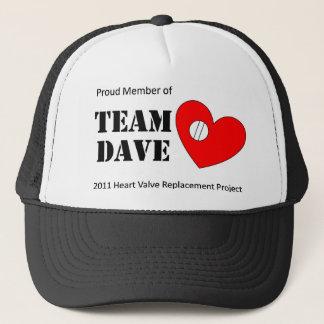 Team Dave Hat