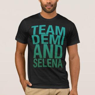 Team Demi and Selena T-Shirt