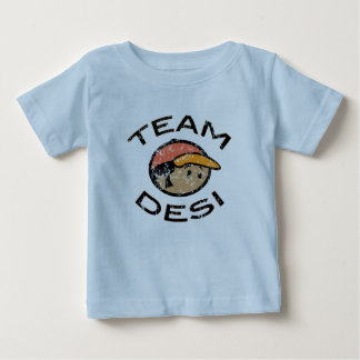 Team Desi Baby T-Shirt