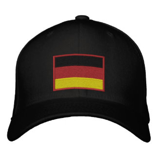 Team Deutschland German Sports Baseball Cap