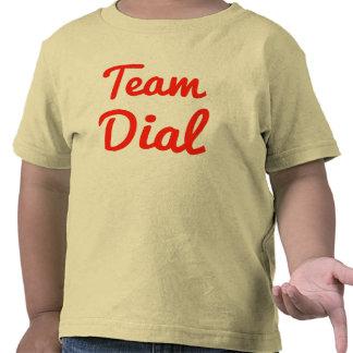 Team Dial Tee Shirts
