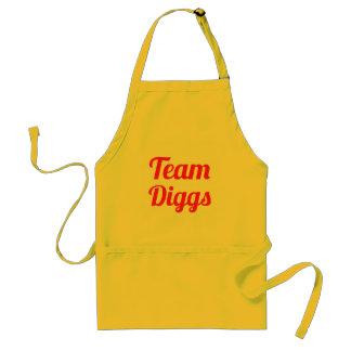 Team Diggs Apron