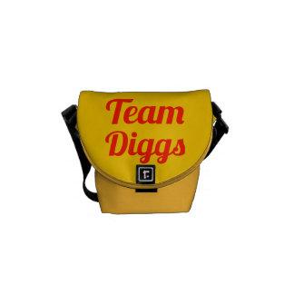 Team Diggs Messenger Bag