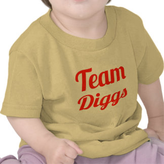 Team Diggs T Shirts