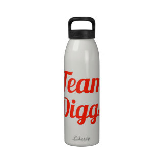 Team Diggs Water Bottles