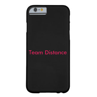 Team Distance iPhone 6/6s Case