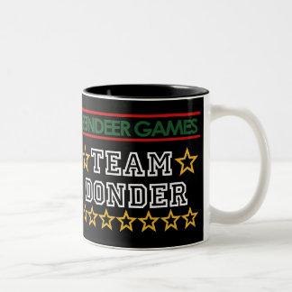 Team Donder Mug