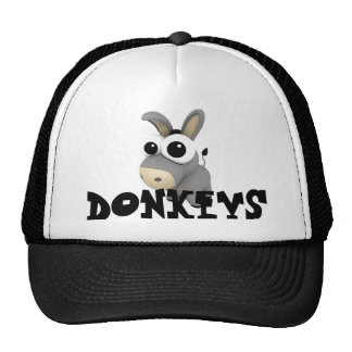 Team DONKEYS Trucker Hat