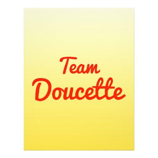 Team Doucette Flyers