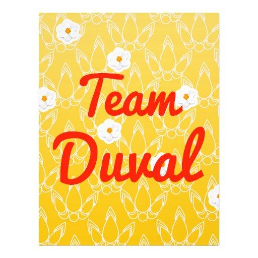 Team Duval Flyers