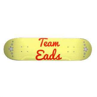 Team Eads Custom Skate Board