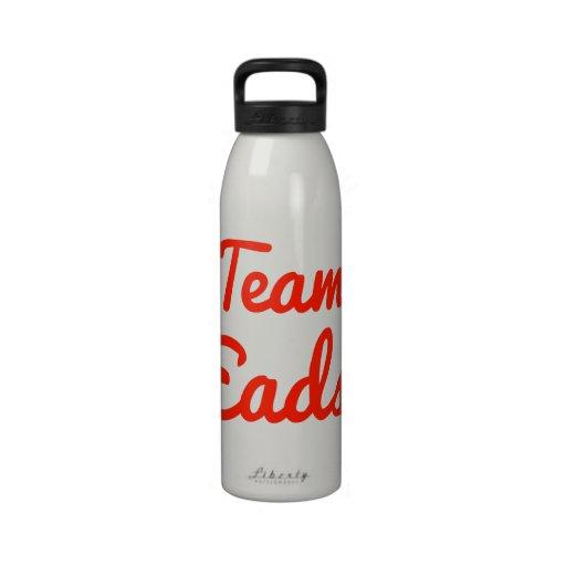 Team Eads Reusable Water Bottle